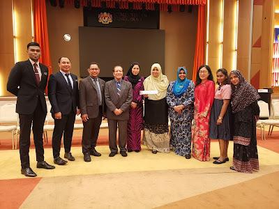High Performing Teachers kat Malaysia yang semuanya datang dari sekolah kerajaan