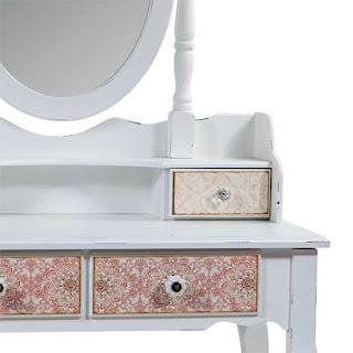Mueble peinador para dormitorio