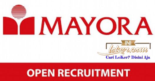 Lowongan Kerja PT Tirta Fresindo Jaya / Mayora Group Terbaru April 2020