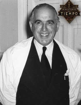 Gregorio Marañón, agente del Ministerio del Tiempo
