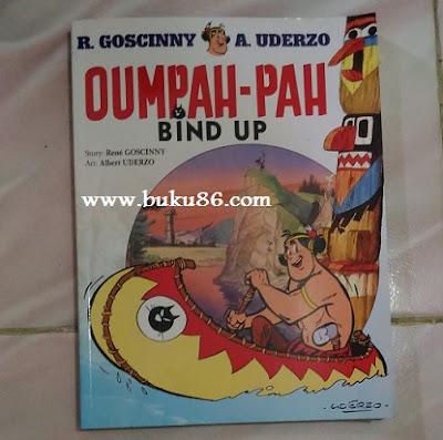 Komik Oumpah-pah Bind Up Uderzo