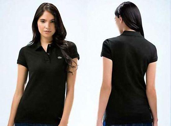 3065d8c0deef1 (Foto  lacoste-discount.ru). A camisa polo feminina é bem democrática ...