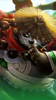 Akai Panda Warrior Heroes Tank of Skins V2