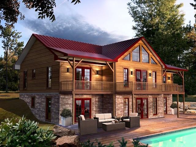 Unique attractive bungalow designs 2020