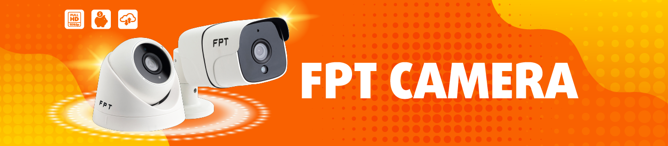 Sản phẩm Camera Wifi của FPT Hậu Giang