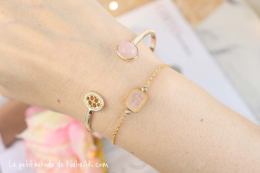 bijoux Emma & Chloé bracelet avis