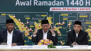 Sidang Isbat Pemerintah Indonesia Tetapkan Hari Raya Idul Fitri, Kapan ?