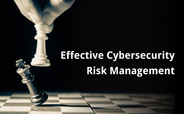 effective cybersecurity risk management