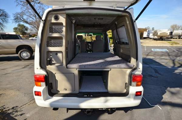 Vw Microbus For Sale >> Used RVs 1999 Winnebago VW Eurovan Camper For Sale by Owner