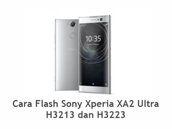 Sony Xperia XA2 Ultra H3213 dan H3223