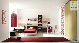 Modern Children's Rooms 23