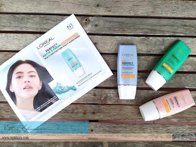 loreal sunscreen
