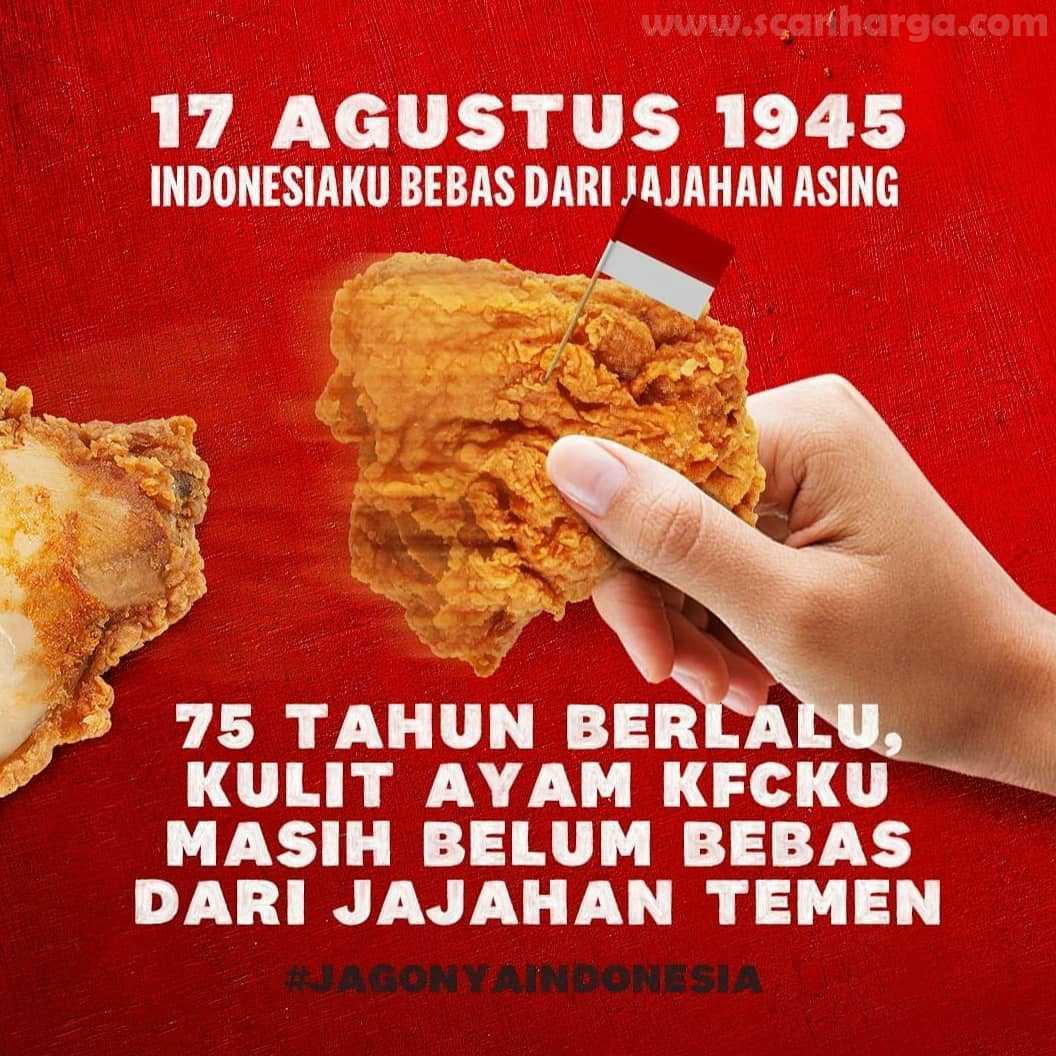 Promo KFC Merdeka