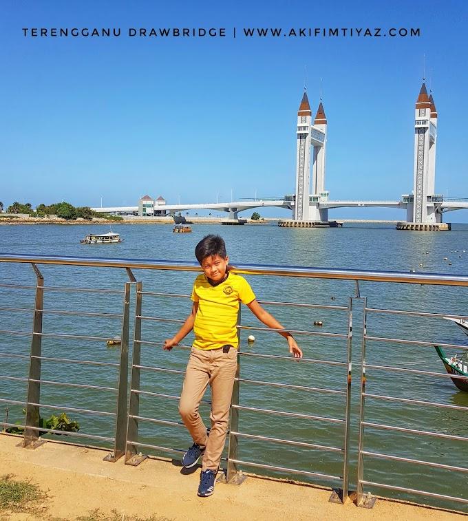 Terengganu Drawbridge Lokasi Wajib Bergambar Kalau Balik Terengganu