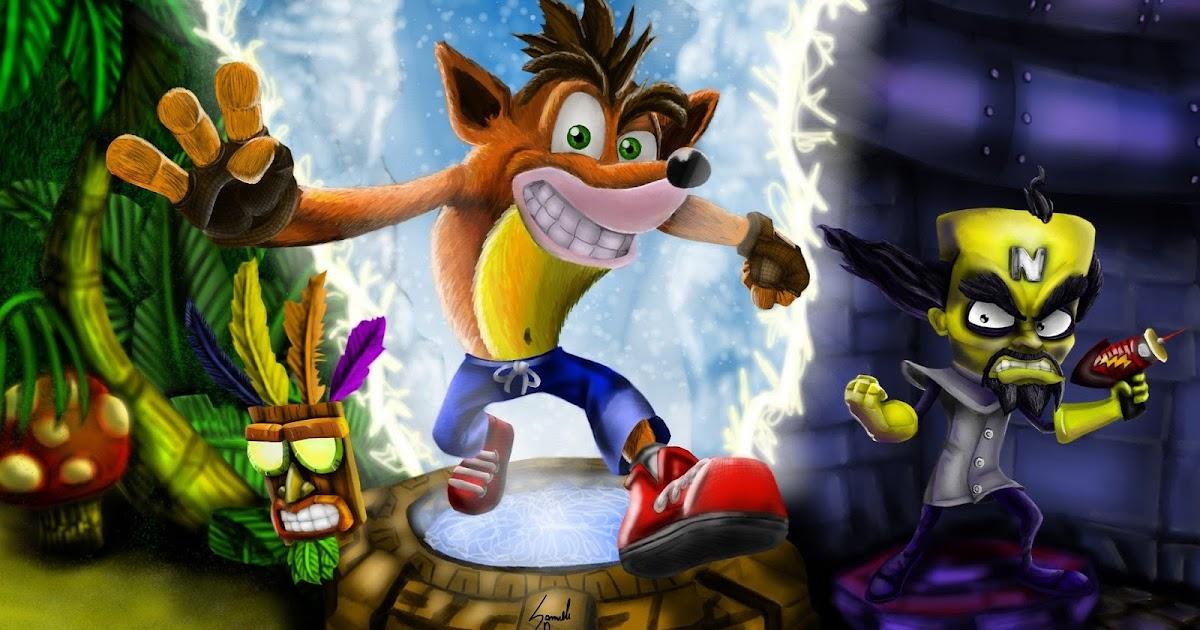 Crash Bandicoot N. Sane Trilogy Wallpapers - Read games ...