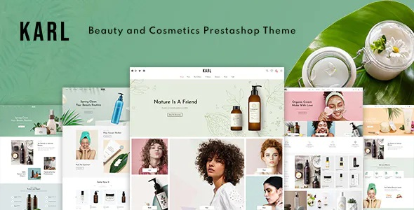 Best Beauty & Cosmetics Prestashop Theme