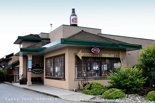 Take this amazing tour of Mission Springs Brewing Company, a junk-filled pub and restaurant.