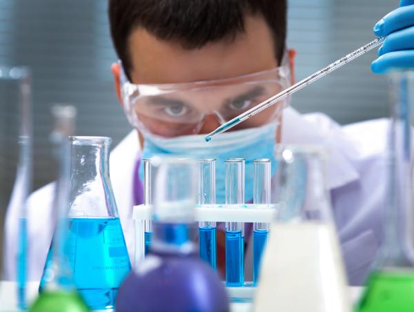 lab chemist
