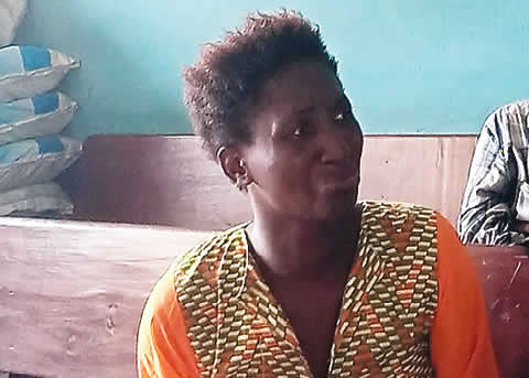 Lady Stabs Woman Who Left Husband To Death For Calling Her
