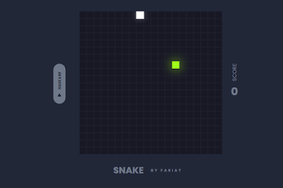 Snake Game by Fariat