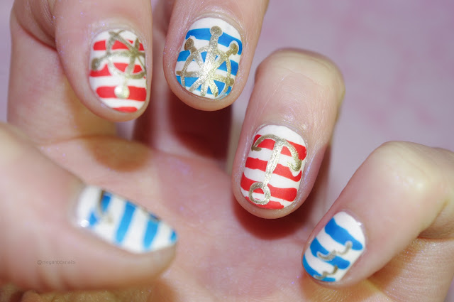 sailor nails image