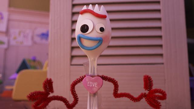 Forky Asks a Question What is Love