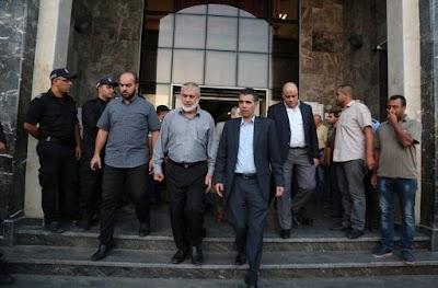 وفد أمني مصري يتوجه إلى إسرائيل وقطاع غزة لاحتواء التصعيد