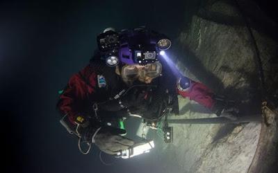 Gua Bawah Air Terdalam di Dunia Terungkap