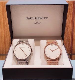 PAUL HEWITT ポールヒューイット 正規品 時計 ブレスレット 錨 アンカーモチーフ