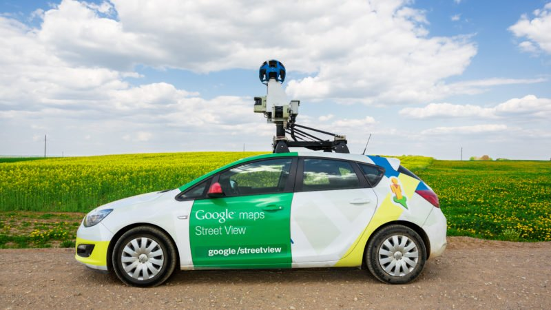 Google Street View to Let You Upload Images to Google Maps without 360-Camera