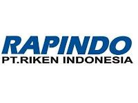 Lowongan Quality Control Terbaru MM2100 PT. Riken Indonesia (Rapindo) Cikarang