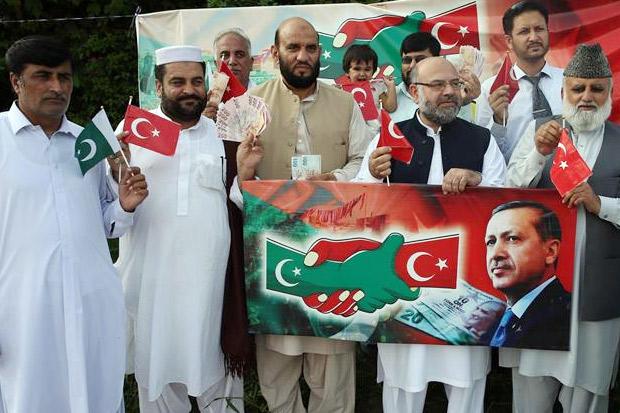 Solidaritas Terhadap Turki, Pakistan Luncurkan Kampanye Beli Lira