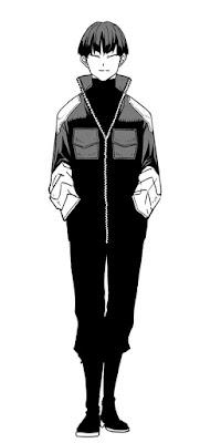 โฮชินะ โซชิโร่ (Hoshina Soshiro: 保科宗四郎) @ Kaiju No.8