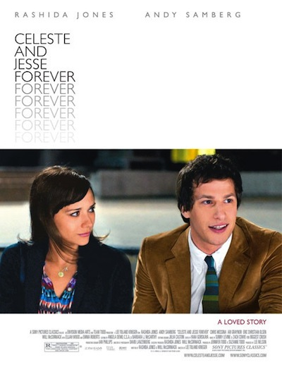 'Celeste and Jesse Forever' poster