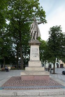 Kościuszko w Szydłowcu