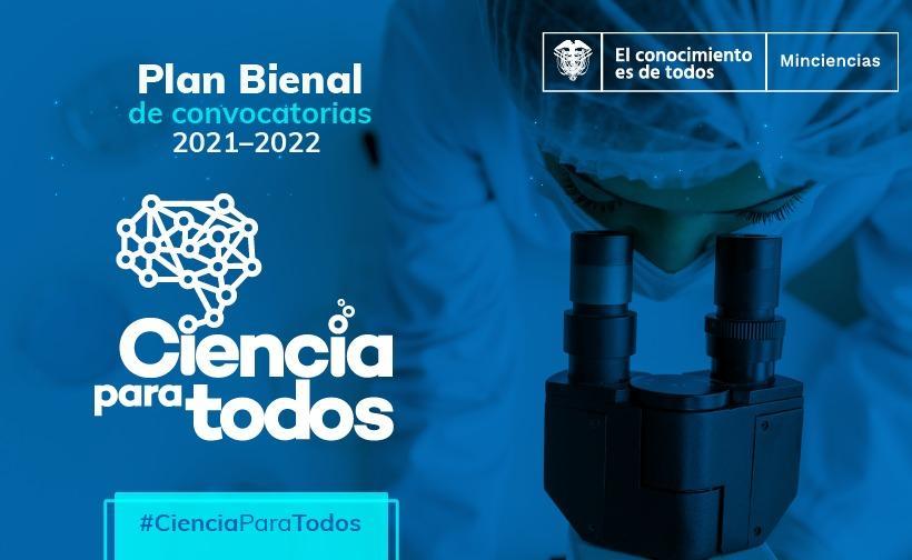 https://www.notasrosas.com/Minciencias abre convocatorias para reactivar diversos sectores en Colombia