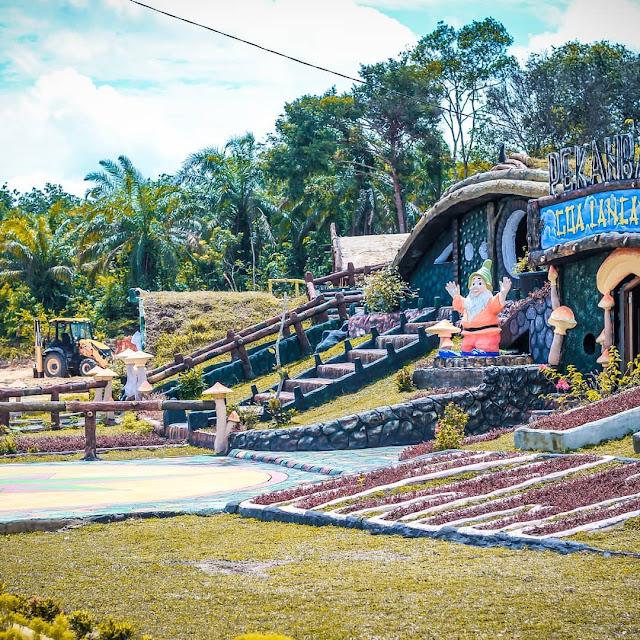 Alamat dan Harga Tiket Masuk Taman Wisata Refi Pekanbaru Terbaru