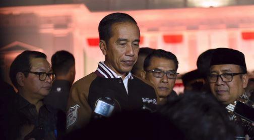 Presiden Jokowi Minta BNPB, TNI/Polri Siaga Hadapi Kemungkinan Pasca Gempa 6,9 S