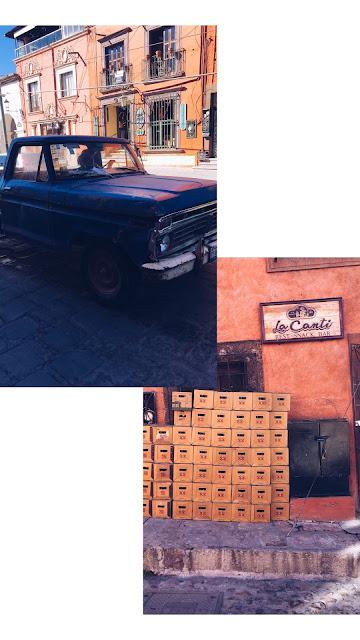 San Miguel de Allende travel cityscape mexico