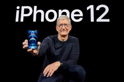 شركة آبل Apple تطلق سلسلة هواتف iPhone 12 بهذه المواصفات الهائلة !