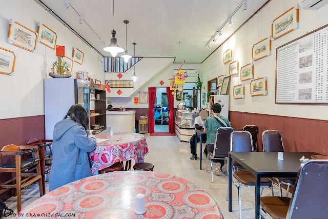 MG 6711 - 陋巷之春老家牛肉麵搬家囉!用餐時段更是一位難求,還有甜湯、點心自行取用好佛心!