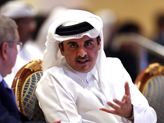#Qatar Ruler Gets Invite to Attend Summit That May Ease Gulf Rift - Bloomberg