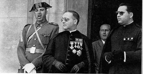 Resultado de imagen de CAPELLÁN CASTRENSE