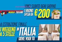 """Concorso Amaro Lucano """"Orgoglio Italiano"""" : vinci 77 buoni spesa da 200 euro, weekend a 5 Stelle da 2.000 euro"""