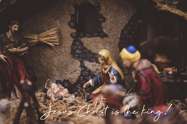 9 New Normal Ways to Celebrate Christmas 2020 I Justmom - Jesus Christ in Manger