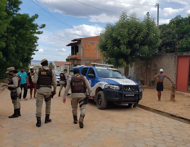 Bebê de 2 meses é encontrado morto no bairro cascalheira em Barreiras