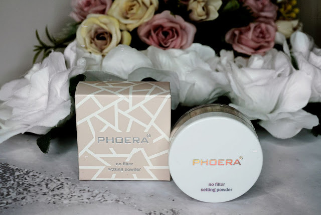 PHOERA Oil-Control Matte Loose Powder