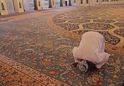 Ibadah Itikaf Pada 10 Hari Terakhir Bulan Ramadhan
