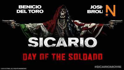 Sicario Day of the Soldado 2018 Hindi English Telugu Tamil Kannada