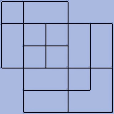 Riddle to find number of Squares in the picture